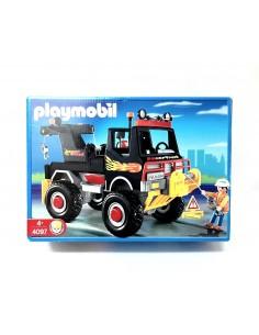 4097 Power Truck - PLAYMOBIL
