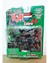 G.I. JOE VS. COBRA - Sgt.Stalker vs. Neo Viper Commander - Hasbro.