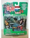 G.I. JOE VS. COBRA - Agent Scarlett vs. Zartan- Hasbro.