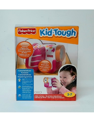 Cámara de video KID-TOOGH