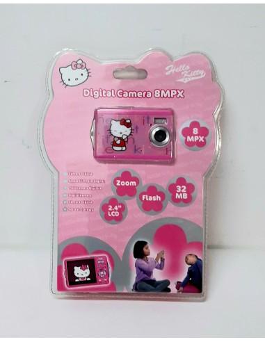 Cámara digital Hello Kitty