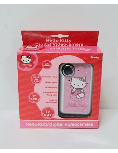 Videocámara digital Hello Kitty