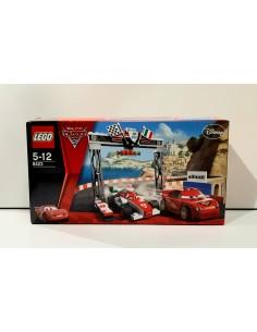 8423 Cars, la carrera por...