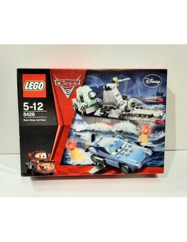 8426 LEGO - Cars - Escape at sea
