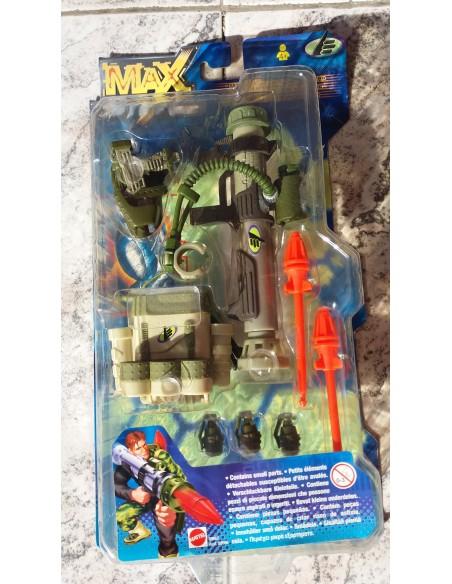 Max Steel - SECRET COMANDO BATTLE GEAR