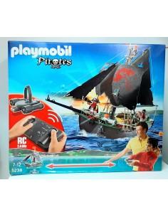 5238 Barco pirata radio...