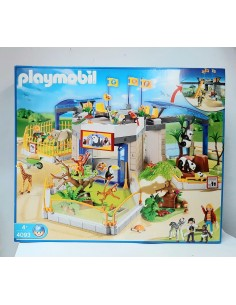 4093 zoo. PLAYMOBIL