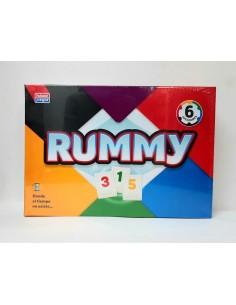 Juego de mesa RUMMY 6...
