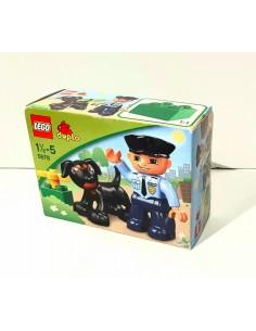 5678 Agente de policía....