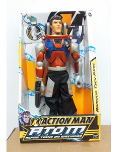 ACTION MAN Armour Tech Axel - Hasbro