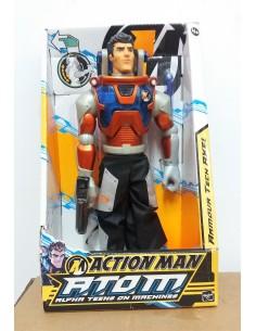 ACTION MAN Armour Tech Axel - Hasbro
