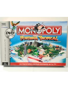 MONOPOLY FORTUNA TROPICAL...