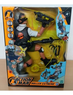 ACTION MAN Roller Extreme - Hasbro.