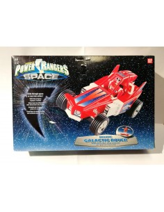Power Ranger in the Space:...