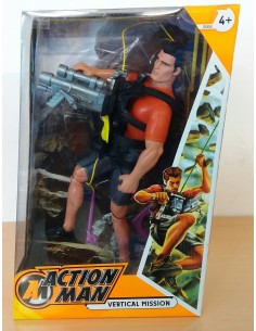 ACTION MAN Vertical Mission - Hasbro.
