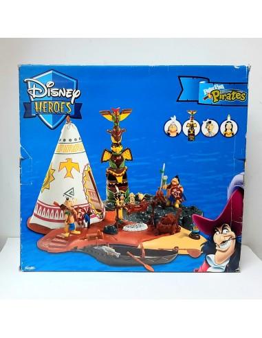 DISNEY HEROES Peter Pan Pirates....