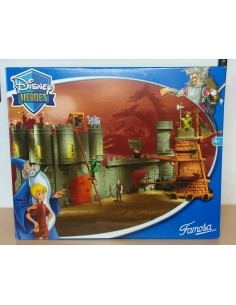 DISNEY HEROES Asalto al castillo - Famosa