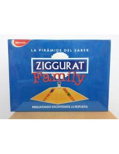 ZIGGURAT FAMILY La piramide del saber - Juego de mesa - Nathan