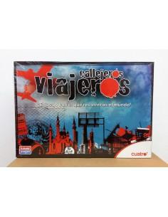 CALLEJEROS VIAJEROS - Juego de mesa - Falomir Juegos.
