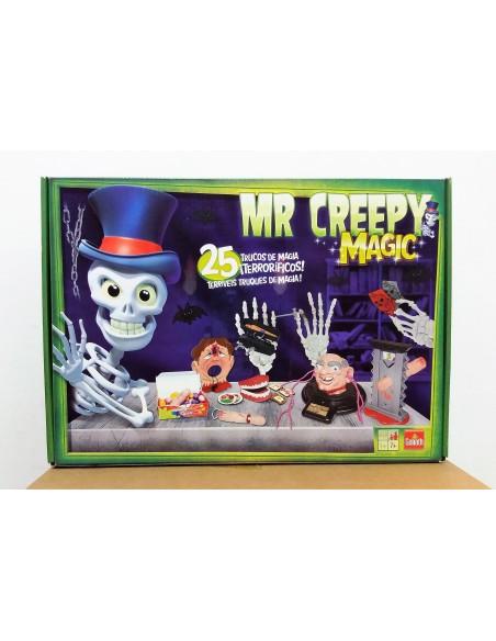 MR. CREEPY MAGIC - Juego de magia - Goliath.