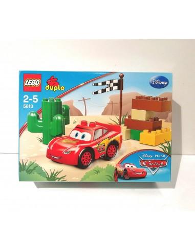 5813 LEGO Duplo Cars Rayo McQueen