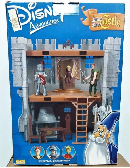DISNEY HEROES Torre de Armas. Merlin - Famosa