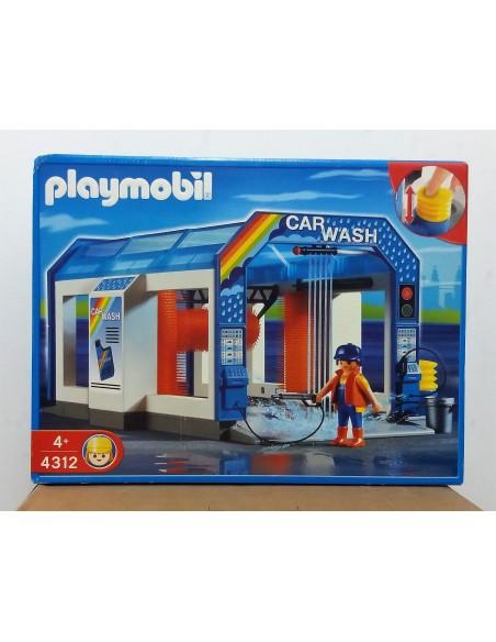 4312 Túnel de lavado. PLAYMOBIL.