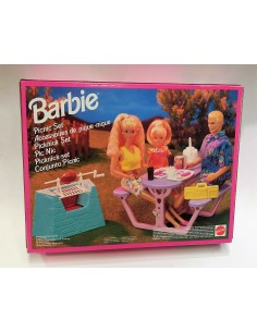 BARBIE picnic set - Mattel