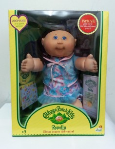 CABBAGE PATCH KIDS. Repollo Lea Teresa.