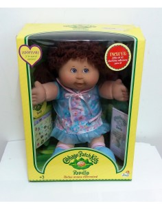 CABBAGE PATCH KIDS. Repollo Daría Janet.
