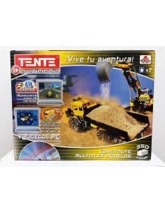 TENTE Multimedia+2 juegos PC