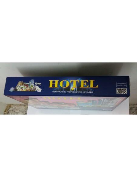JUEGO DE MESA. HOTEL
