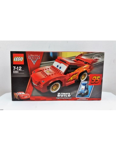 8484 LEGO Cars Ultimate Build Lightning McQueen