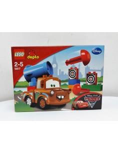 5817 LEGO Duplo Cars 5817 - El agente Mate