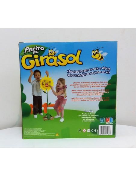 JUEGO DE MESA. PEPITO EL GIRASOL
