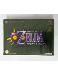 NINTENDO 64. The legend of zelda majora's mask