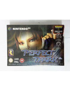 NINTENDO 64. Perfect dark