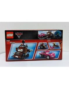 8424 LEGO Cars. La Zóna Espía de Mate.