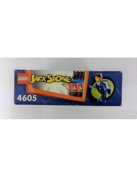 4605 LEGO Jack Stone. Coche de bomberos