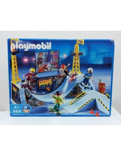 4414 Pista de Skaters PLAYMOBIL