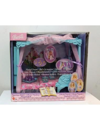 Barbie Cama Musical (Lago de los cisnes) - Mattel