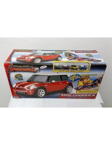 Speedeez - Mini Cooper's Race City