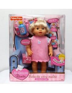 Mi Bebecita bonita: Bebecita estoy malita - Fisher Price