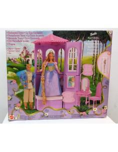 Barbie: La torre encantada (Rapunzel) - Mattel
