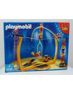 4236 - Trapecistas de circo - Playmobil