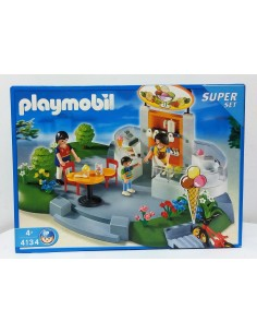 4134 - Super set de Heladeria - Playmobil