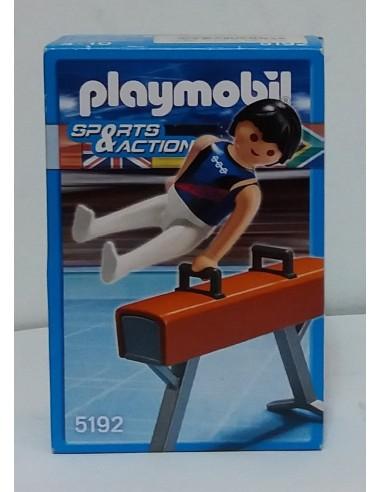 5192 - Salto de Potro - Playmobil