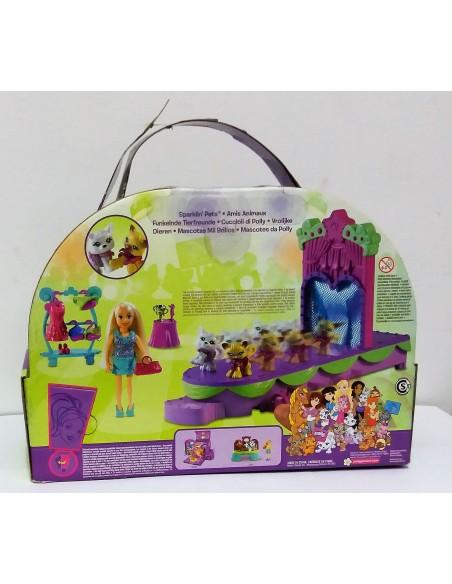 POLLY POCKET - Desfile de Muñecas - Mattel