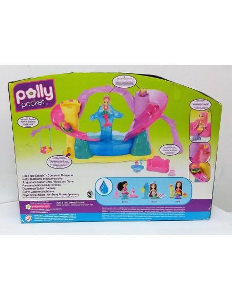 POLLY POCKET - Parque Acuático - Mattel