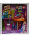 POLLY POCKET - Peluqueria color mágico - Mattel